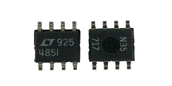 LTC485IS8-接口收发器-RS485RS422隔离接口-adi芯片-汇超电子