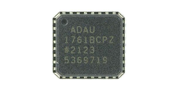 ADAU1761音频信号处理器介绍-汇超电子
