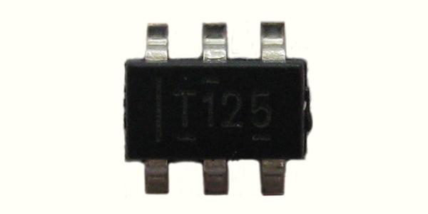 TMP125温度传感器介绍-汇超电子