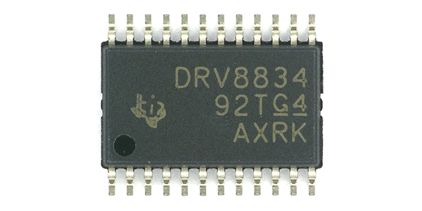 DRV8834电机驱动器介绍-汇超电子