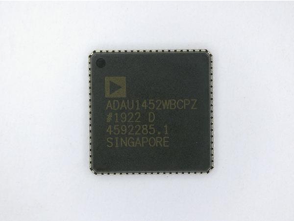 ADAU1452WBCPZ-数字音频处理器-模拟芯片