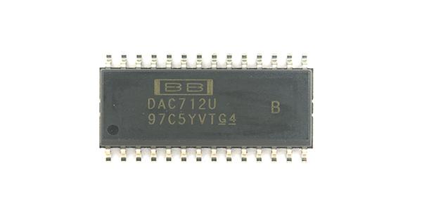 DAC712-数模转换器-TI芯片-汇超电子