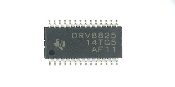 DRV8825电机驱动器芯片介绍-汇超电子