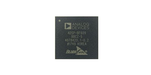 ADSP-BF609芯片的说明与应用-汇超电子