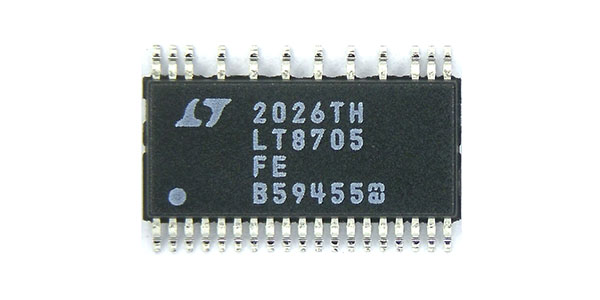 LT8705开关稳压器芯片介绍-汇超电子