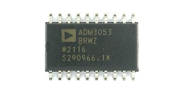 ADM3053接口隔离芯片介绍-汇超电子