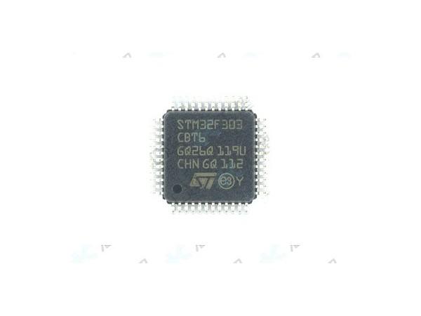 STM32F303CBT6-ST微控制器-数字芯片