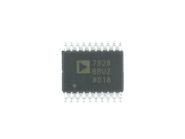 AD7928BRUZ-ADI数模转换器-模拟芯片
