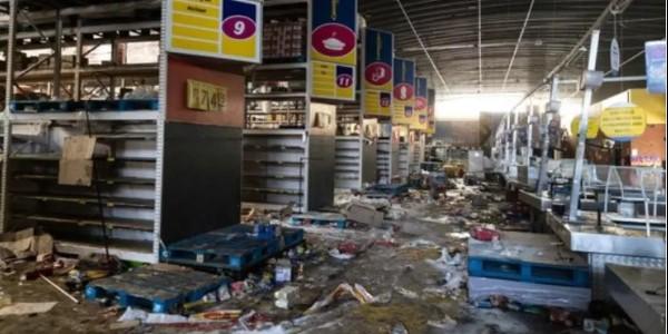 南非发生暴乱,三星、LG等工厂惨遭洗劫