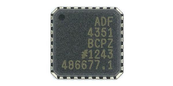 ADF4351锁相环频率整合器介绍-汇超电子