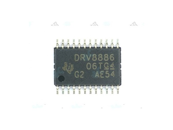 DRV8886PWPR-电机驱动器-模拟芯片