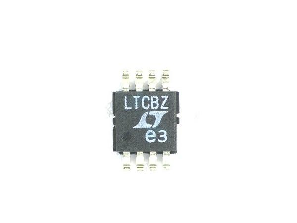 LT6004HMS8-运算放大器-模拟芯片