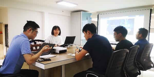 芯洲科技莅临汇超电子进行产品线培训