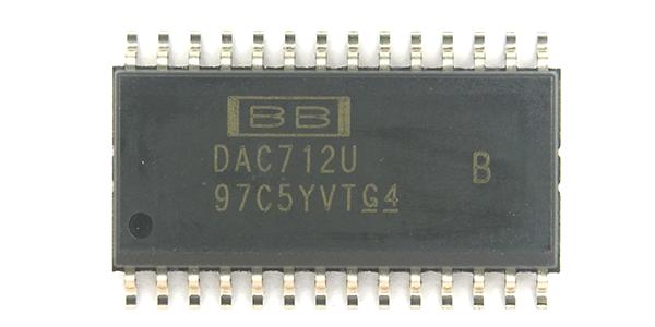 DAC712数模转换器介绍-汇超电子