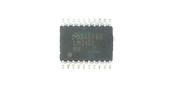 LM3102芯片的说明与应用-汇超电子