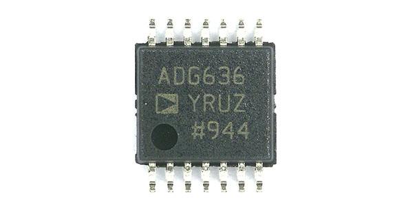 ADG636-开关多路复用器-adi芯片-芯片供应商-汇超电子